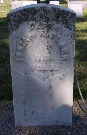 CLARK, ISAIAH R. - Plymouth County, Iowa | ISAIAH R. CLARK