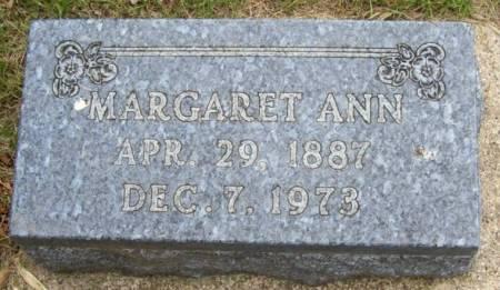 COLLINS, MARGARET ANN - Plymouth County, Iowa | MARGARET ANN COLLINS