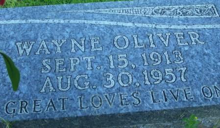 COLLINS, WAYNE OLIVER - Plymouth County, Iowa | WAYNE OLIVER COLLINS