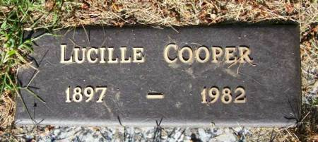 COOPER, LUCILLE - Plymouth County, Iowa | LUCILLE COOPER