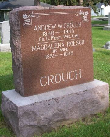CROUCH, MAGDALENA - Plymouth County, Iowa | MAGDALENA CROUCH