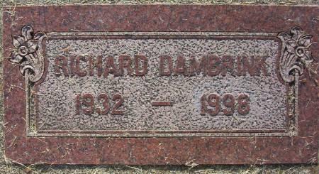 DAMBRINK, RICHARD - Plymouth County, Iowa | RICHARD DAMBRINK