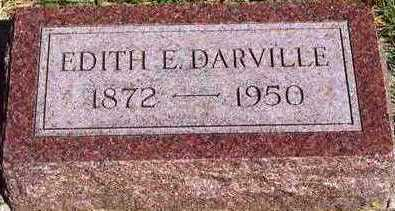 COOLBAUGH DARVILLE, EDITH ESTELLE - Plymouth County, Iowa | EDITH ESTELLE COOLBAUGH DARVILLE