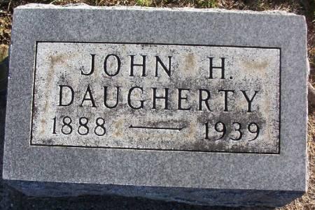 DAUGHERTY, JOHN H. - Plymouth County, Iowa | JOHN H. DAUGHERTY