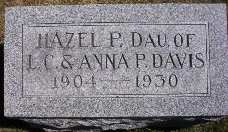 DAVIS, HAZEL PEARL - Plymouth County, Iowa | HAZEL PEARL DAVIS
