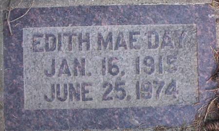 DAY, EDITH MAE - Plymouth County, Iowa | EDITH MAE DAY