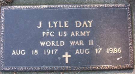 DAY, JASPER LYLE - Plymouth County, Iowa | JASPER LYLE DAY