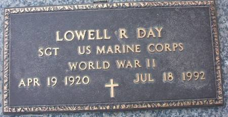 DAY, LOWELL R. - Plymouth County, Iowa | LOWELL R. DAY