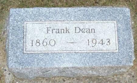 DEAN, FRANK - Plymouth County, Iowa | FRANK DEAN