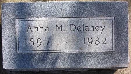 DELANEY, ANNA M. - Plymouth County, Iowa | ANNA M. DELANEY