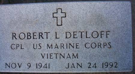 DETLOFF, ROBERT L. - Plymouth County, Iowa | ROBERT L. DETLOFF