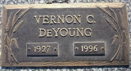 DE YOUNG, VERNON C. - Plymouth County, Iowa | VERNON C. DE YOUNG