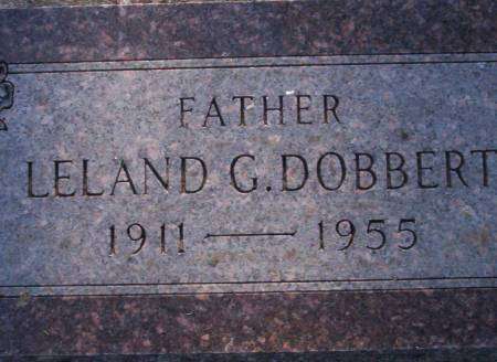 DOBBERT, LELAND G. - Plymouth County, Iowa | LELAND G. DOBBERT