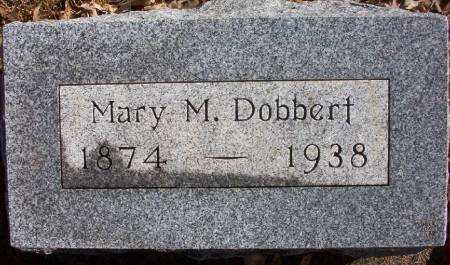 DOBBERT, MARY M. - Plymouth County, Iowa | MARY M. DOBBERT