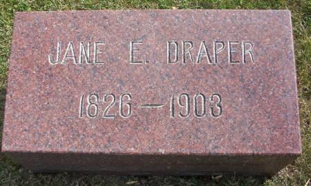 DRAPER, JANE E. - Plymouth County, Iowa | JANE E. DRAPER