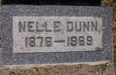 DUNN, NELLE - Plymouth County, Iowa | NELLE DUNN