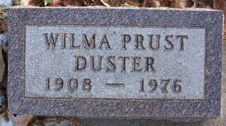 DUSTER, WILMA C. - Plymouth County, Iowa | WILMA C. DUSTER