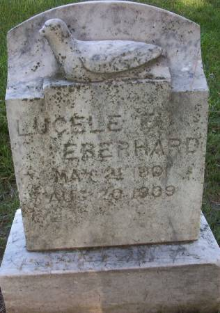 EBERHARD, LUCELE - Plymouth County, Iowa | LUCELE EBERHARD