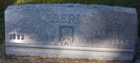 EBERLE, JACOB - Plymouth County, Iowa | JACOB EBERLE