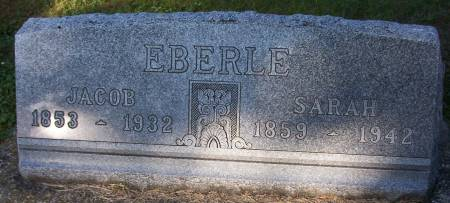 EBERLE, SARAH L. - Plymouth County, Iowa | SARAH L. EBERLE