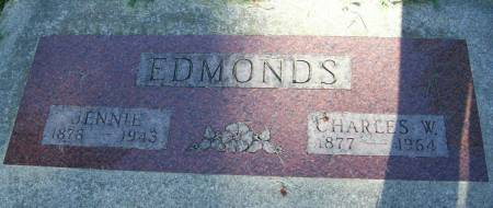 EDMONDS, CHARLES W. - Plymouth County, Iowa | CHARLES W. EDMONDS