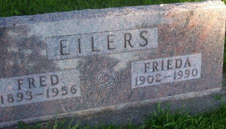 BORCHERS EILERS, FRIEDA - Plymouth County, Iowa | FRIEDA BORCHERS EILERS