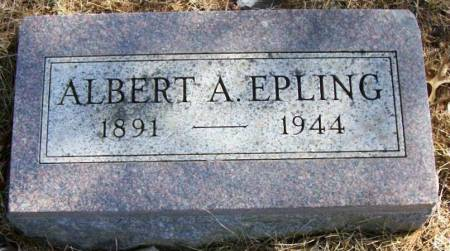 EPLING, ALBERT AUGUST - Plymouth County, Iowa | ALBERT AUGUST EPLING