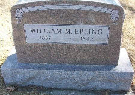 EPLING, WILLIAM M. - Plymouth County, Iowa | WILLIAM M. EPLING