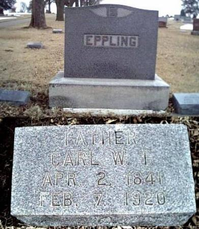 EPPLING, CARL W. T. - Plymouth County, Iowa | CARL W. T. EPPLING