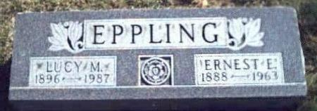 EPPLING, ERNEST E. & LUCY M. - Plymouth County, Iowa | ERNEST E. & LUCY M. EPPLING
