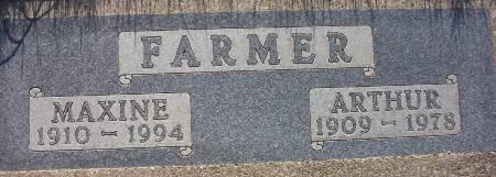 SAMPSON FARMER, EVELYN MAXINE - Plymouth County, Iowa | EVELYN MAXINE SAMPSON FARMER