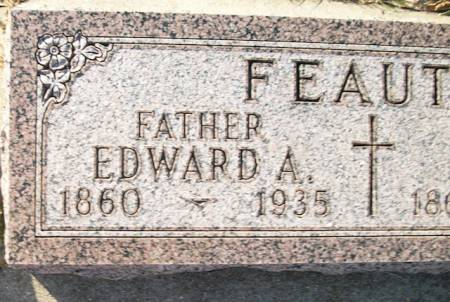 FEAUTO, EDWARD A. - Plymouth County, Iowa   EDWARD A. FEAUTO