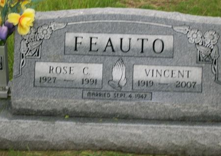 FEAUTO, VINCENT - Plymouth County, Iowa   VINCENT FEAUTO