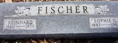 FISCHER, SOPHIE G. - Plymouth County, Iowa | SOPHIE G. FISCHER