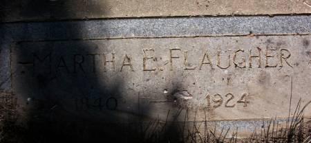 FLAUGHER, MARTHA E. - Plymouth County, Iowa | MARTHA E. FLAUGHER
