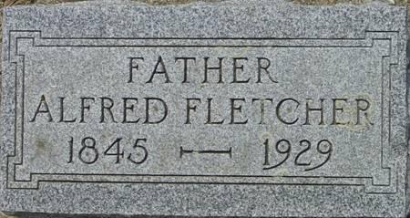 FLETCHER, ALFRED - Plymouth County, Iowa | ALFRED FLETCHER