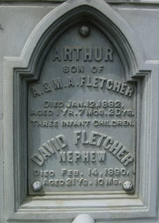 FLETCHER, ARTHUR - Plymouth County, Iowa | ARTHUR FLETCHER