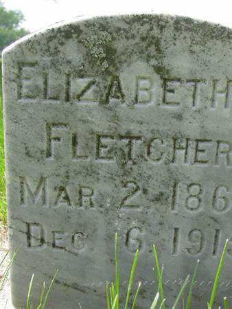 FLETCHER, ELIZABETH ANN - Plymouth County, Iowa | ELIZABETH ANN FLETCHER