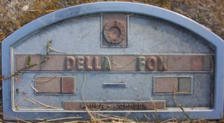 FOX, DELLA - Plymouth County, Iowa | DELLA FOX