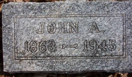 FRANKLIN, JOHN A. - Plymouth County, Iowa | JOHN A. FRANKLIN