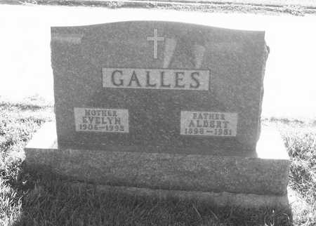 GALLES, EVELYN - Plymouth County, Iowa | EVELYN GALLES