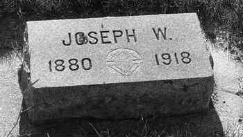 GALLES, JOSEPH W. - Plymouth County, Iowa | JOSEPH W. GALLES
