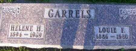 GARRELS, LOUIE F. - Plymouth County, Iowa | LOUIE F. GARRELS