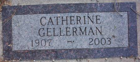GELLERMAN, CATHERINE MARTHA - Plymouth County, Iowa | CATHERINE MARTHA GELLERMAN