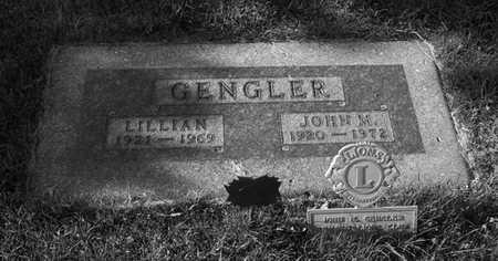 GENGLER, LILLIAN - Plymouth County, Iowa | LILLIAN GENGLER
