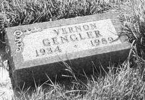 GENGLER, VERNON - Plymouth County, Iowa | VERNON GENGLER