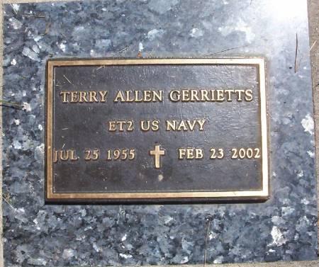 GERRIETTS, TERRY ALLEN - Plymouth County, Iowa | TERRY ALLEN GERRIETTS