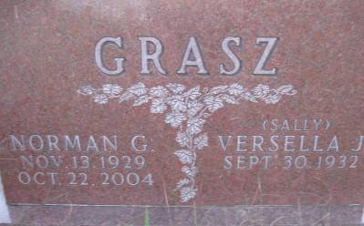 GRASZ, NORMAN GENE - Plymouth County, Iowa | NORMAN GENE GRASZ