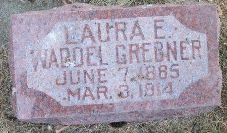GREBNER, LAURA E. - Plymouth County, Iowa | LAURA E. GREBNER