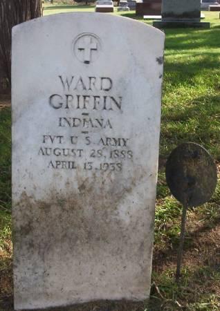 GRIFFIN, WARD - Plymouth County, Iowa | WARD GRIFFIN